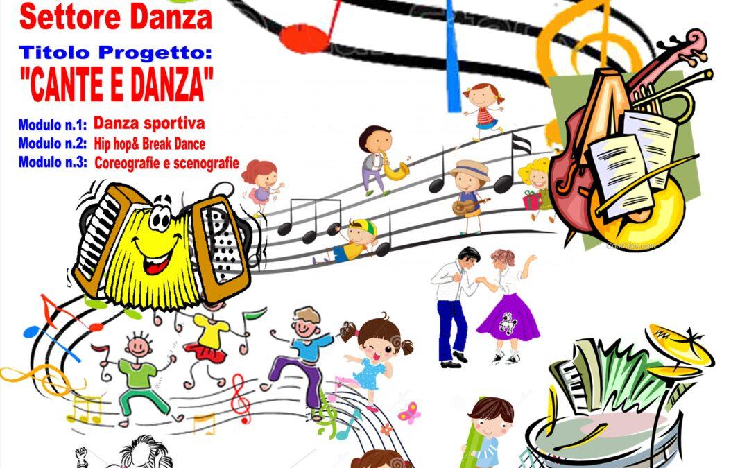 """Progetto """"CANTE&DANZA"""" – Video finale"""