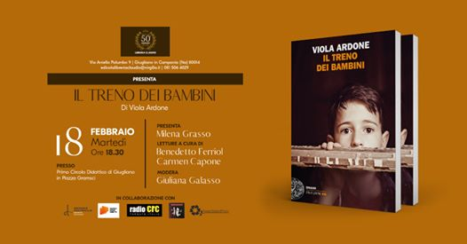 La Cante incontra Viola Ardone