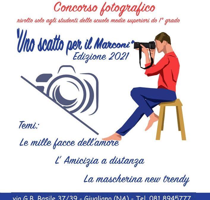 Uno scatto per il Marconi – Edizione 2021