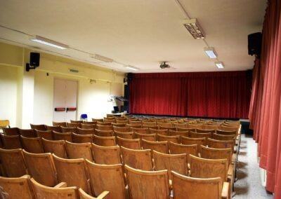 La sala teatro