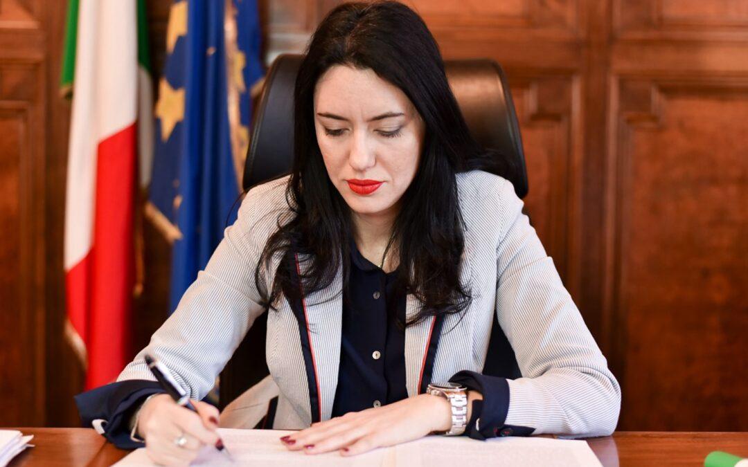 Lettera alla comunità scolastica Ministra Azzolina